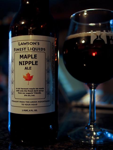 Lawsons Finest Maple Nipple