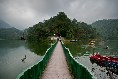 Activities at Saattal lake