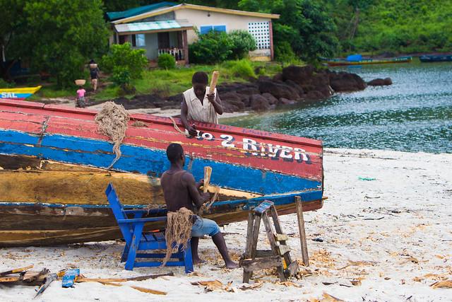 No. 2 River, Sierra Leone