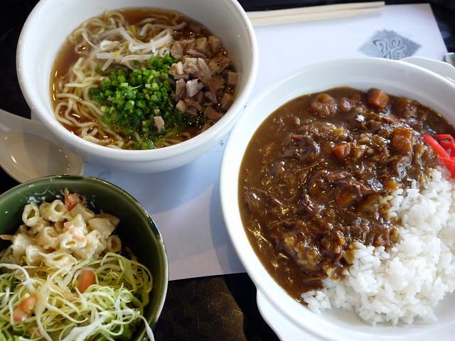 Ukokkei Ramen Ron- Lunch Set C P380