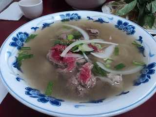 Lack of Beef @ Pho Tien Thanh