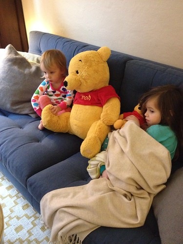 it's a pooh type of day by telfandrea
