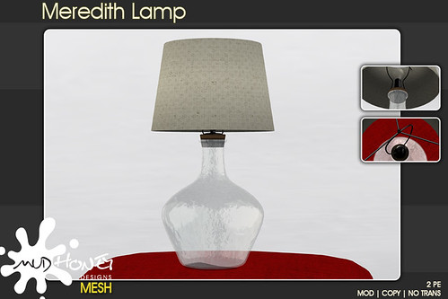 mudhoney meredith lamp