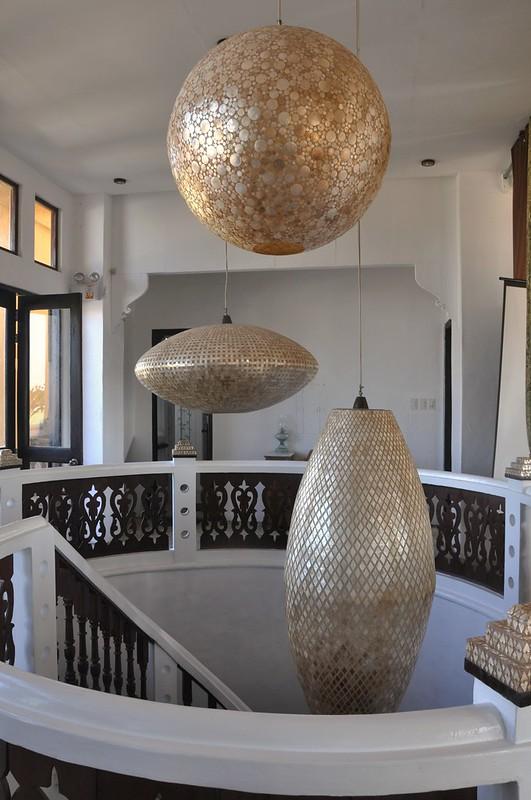 Shell Lanterns