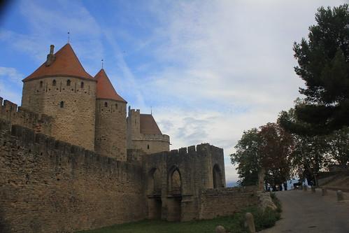 Carcassonne by Hesperetusa