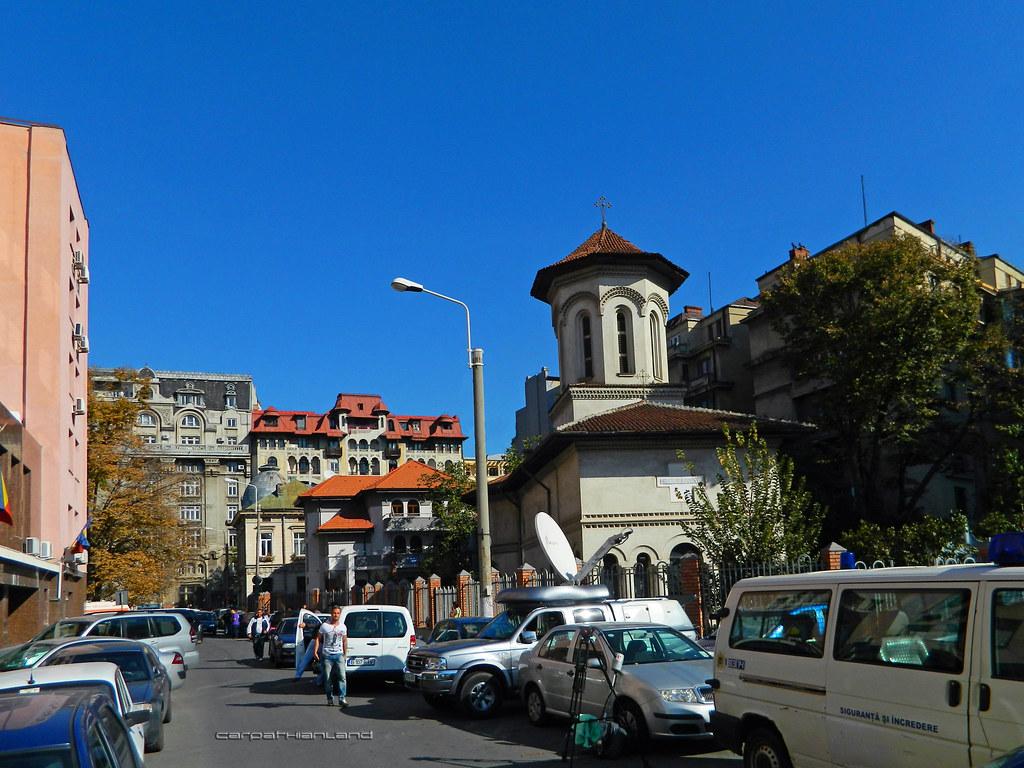 Scaune Church, Bucharest
