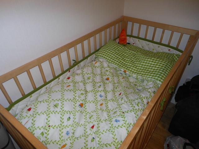 Lillebrors säng