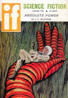 if sci fi cover 1961