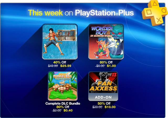 PlayStation Store Update 10-30-2012