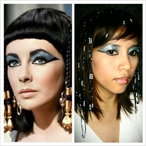 Becoming Cleopatra