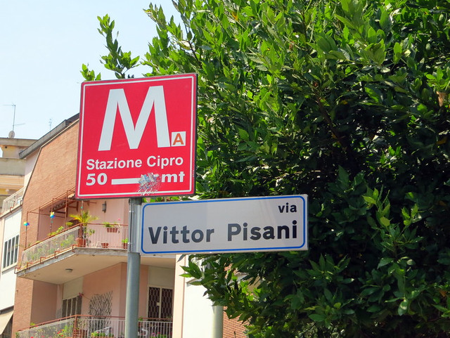 Cipro station to Vatican Museum-002