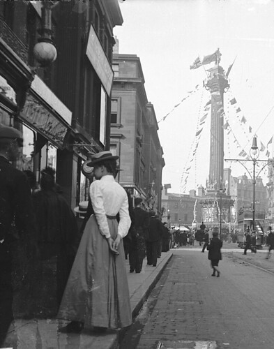 Grainger Street, Newcastle upon Tyne by Tyne & Wear Archives & Museums