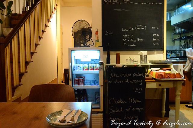 menu board soul kitchen