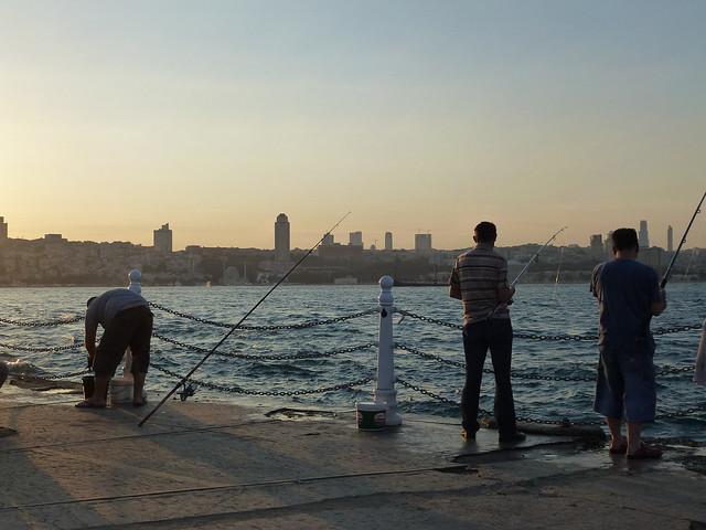 Turquie - jour 2 - Istanbul - 99 - Üsküdar Harem Sahil Yolu