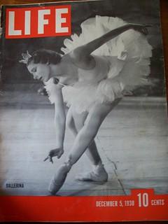 LIFE Magazine 12-05-38, Yvette Chauvire