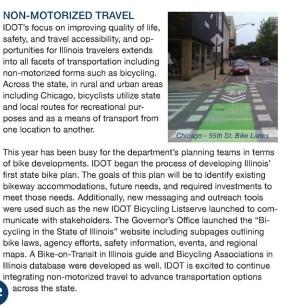 IDOT Annual Report 2012