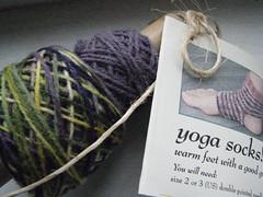 Solitude Wool Yoga Socks Kit