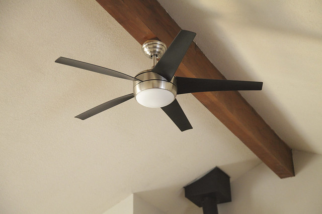 The New Living Room Fan