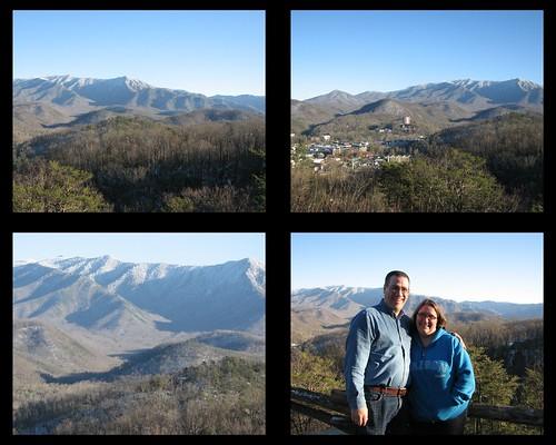 Smokey Mountains Collage 1