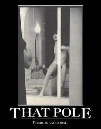 That pole