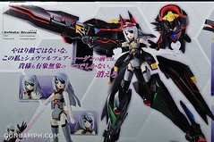 Armor Girls Project Laura Bodewig Schwarzer Regen Infinite Stratos Unboxing Review (13)