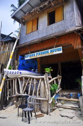 Spider Pension, El Nido, Palawan