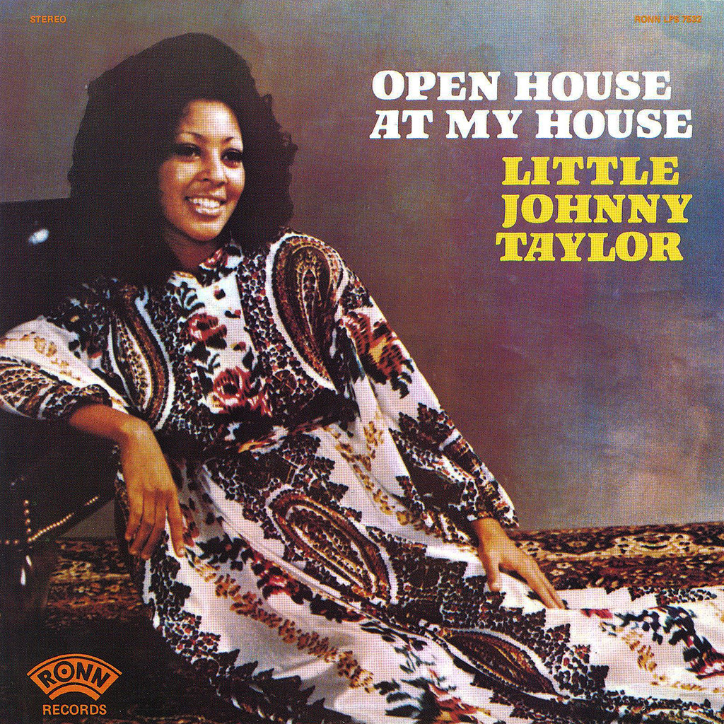 Little Johnny Taylor - Open House at My House