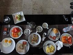 Breakfast at The Seri Suites