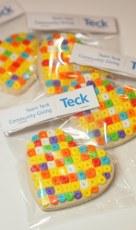 BC TECK Custom Cookies