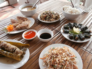 Vietnamese Lunch by simmogem, on Flickr