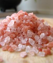 Himalaya salt