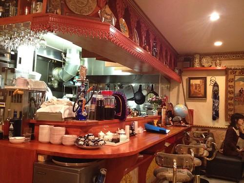 カウンター&キッチン@シルクロード・タリムウイグルレストラン