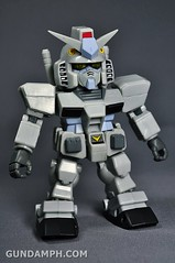 SDGO RX-78-2 (G3 Rare Color Variation) Unboxing & Review - SD Gundam Online Capsule Fighter (13)