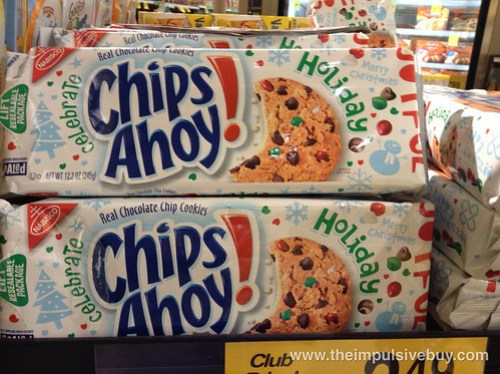 Holiday Chips Ahoy