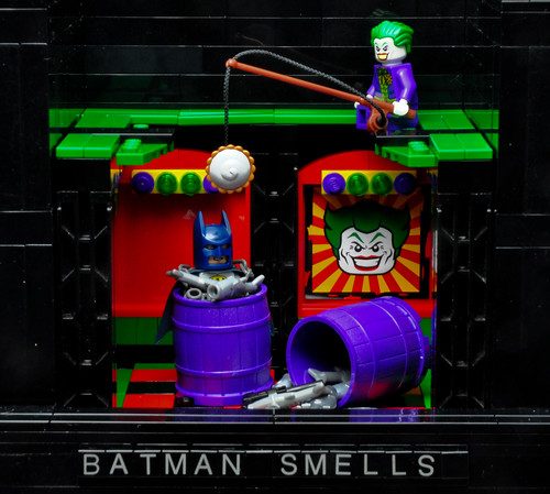 Batman Smells!