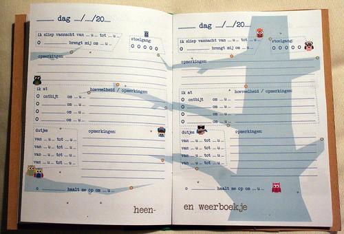 Heen-en-weerboekje