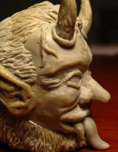 Kool Krampus Profile Shot.