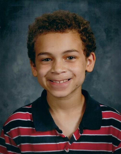 Aidan, Grade 4