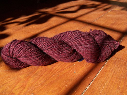 mountain mohair claret