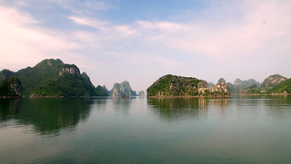 Ha Long bay by simmogem, on Flickr
