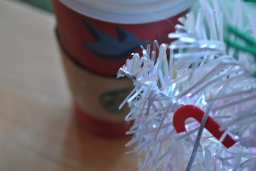 Christmas Tree and Coffee