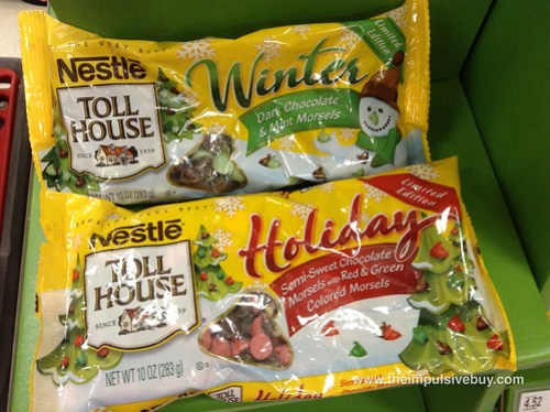 Limited Edition Toll House Morsels