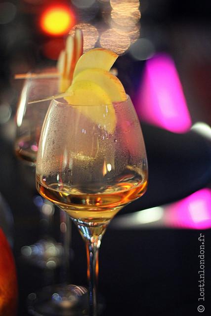 cocktail @ Vista Trafalgar