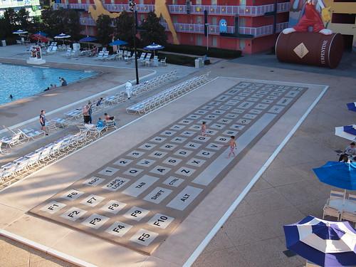 Pop Century Pool and ???