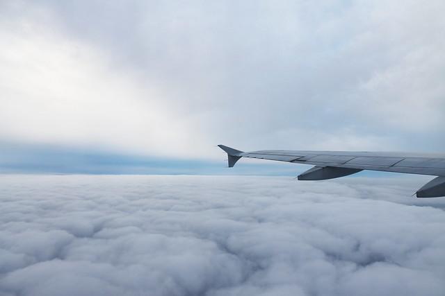 Skysurfing...
