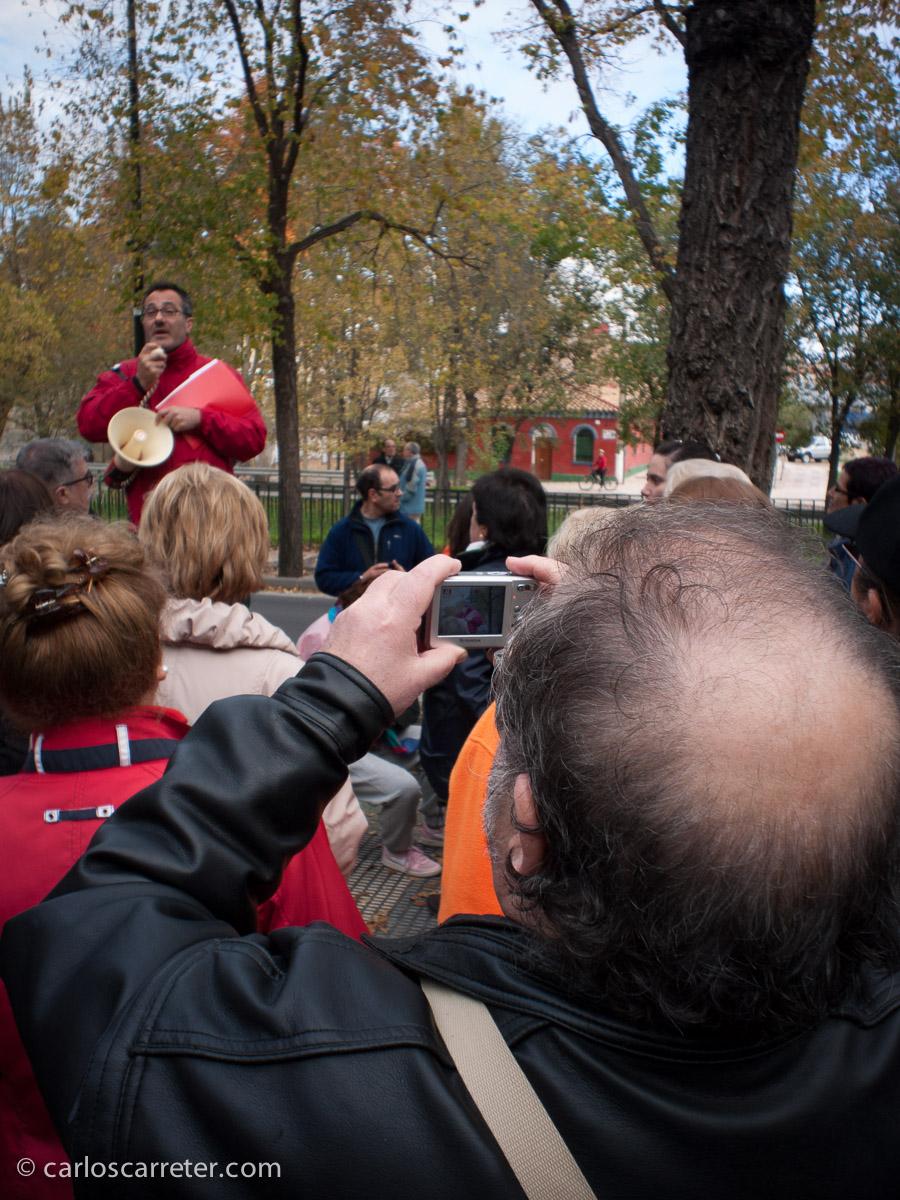 Fotógrafo y orador
