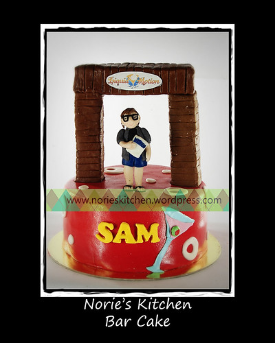 Norie's Kitchen - Bar Cake by Norie's Kitchen