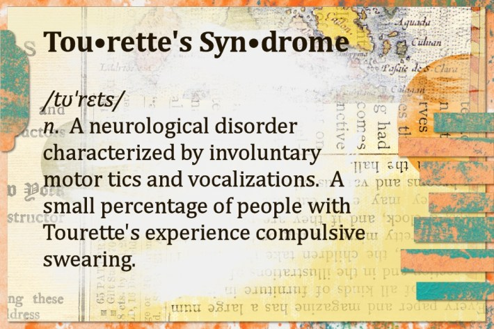 Tourette's Definition