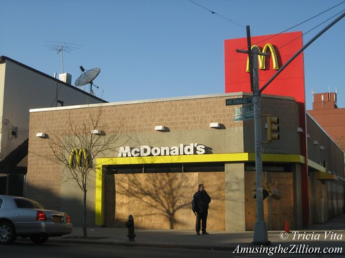 McDonald's in Coney Island