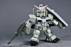 SDGO RX-78-2 (G3 Rare Color Variation) Unboxing & Review - SD Gundam Online Capsule Fighter (40)